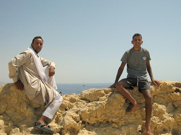 Ras Muhammed - Old Quay