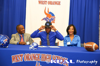 College Signing Day 2014