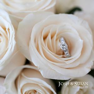 josh + susan = married