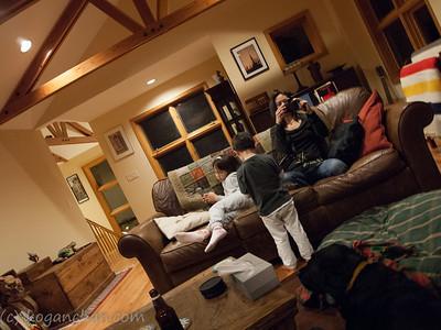 kirste yees' visit january 2011