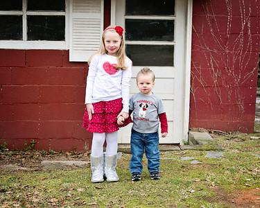 Jordan and Anna Kate