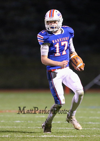 2015-10-23 WHS Varsity Football vs Londonderry