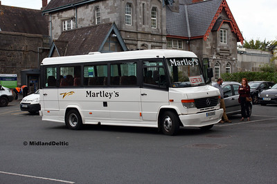 Portlaoise Station (Bus), 30-08-2018