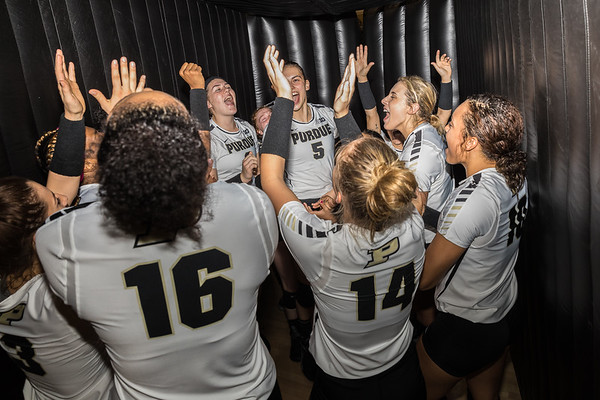 Purdue Volleyball vs Michigan State 2016-10-29