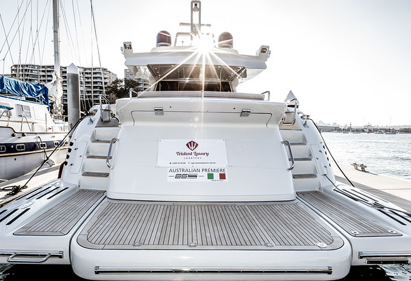 BOAT: Trident Luxury Charters