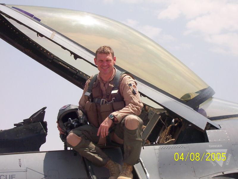 Summer Trip to Balad Air Base Iraq.  Aug 2005.