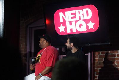 San Diego Comic Con and NerdHQ 2011 - Sunday