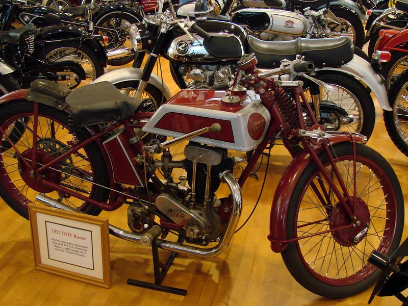 1925 DOT (Devoid Of Trouble) Racer