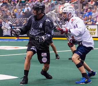 Edmonton Rush @ Toronto Rock 30 Mar 2014