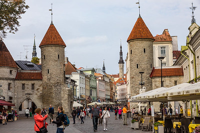 Tallinn, Estonia 2018