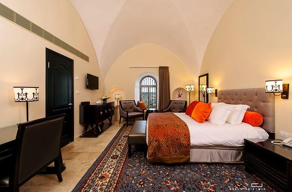 הבית הספרדי. מלון בוטיק בעיר העתיקה בירושלים