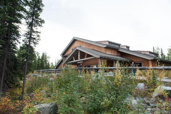 2013 Alaska Railroad & Denali Hike