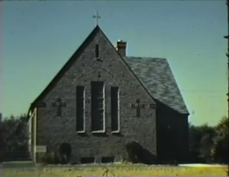 Grace Lutheran Church 1948 film.jpg