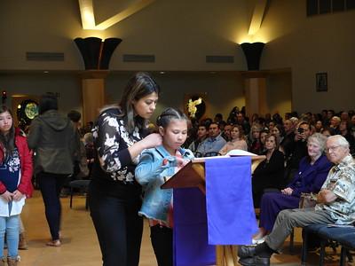 03-10-19 Presentation of RCIA candidates