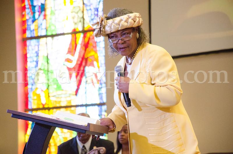 Evangelist Linda Armstrong
