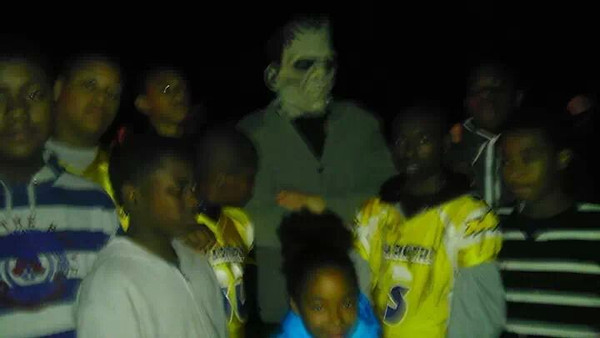 Trail of Terror 2012