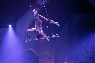 2019-11-09 Cabaret du Monastère - St-Jax - Montréal