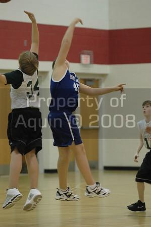 6th grade boys bball 02.02.08