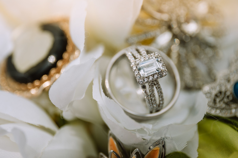 Flowers & Rings