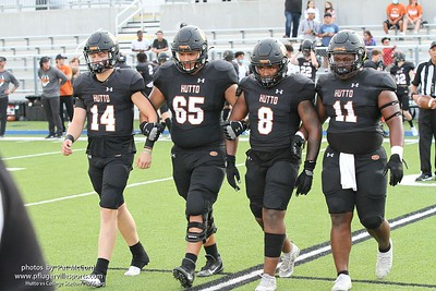 Hutto Hippos vs College Station Panthers