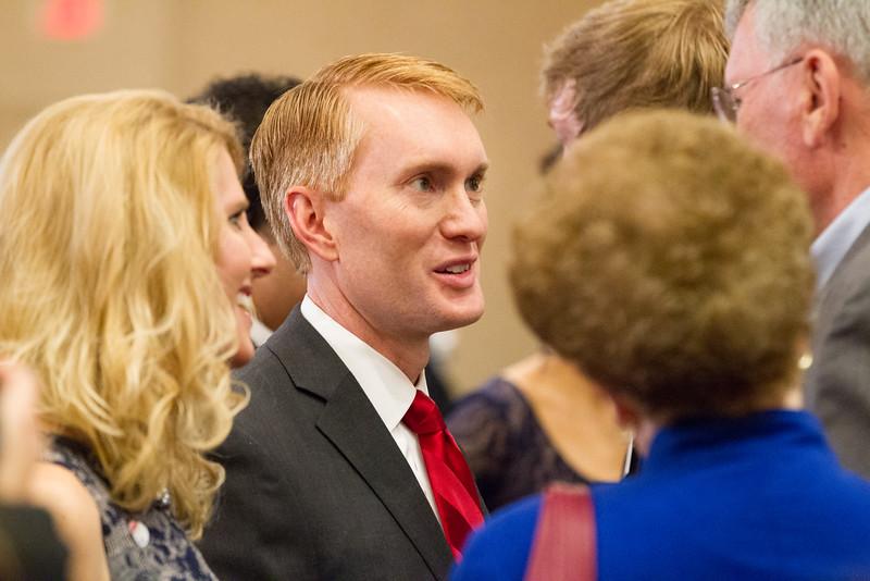Senator Elect James Lankford