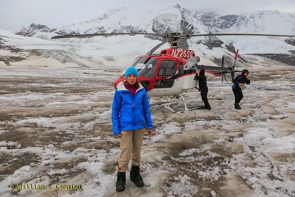 Video of the Glacier Helicopter trip