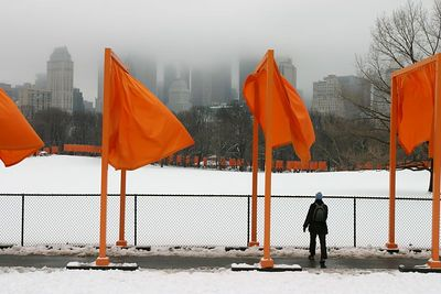 orange new york (the gates)