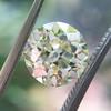 2.13ct Old European Cut Diamond , GIA Q/R VS2 13