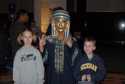 archaeology fair philly  jan 2009