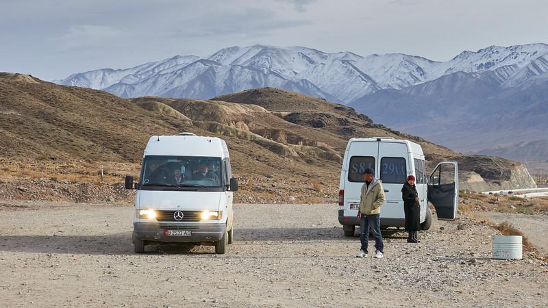 Na cestě po Kyrgyzstánu