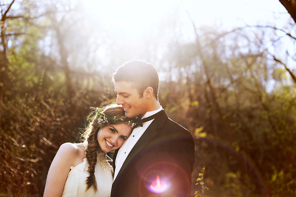 Haley & Phillip [styled bridal]