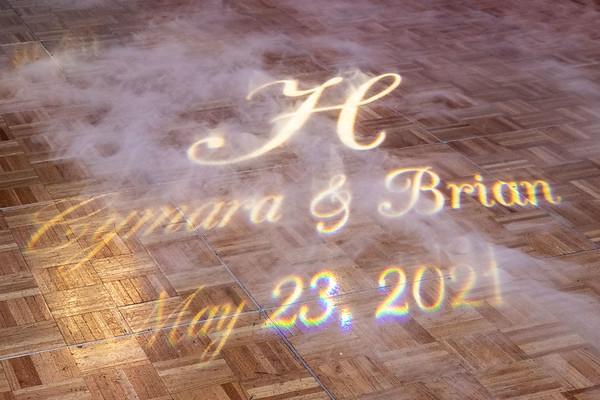 Cymara and Brian Hodges Wedding