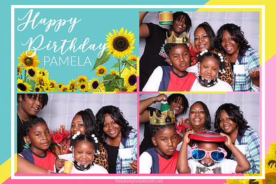 Pamela's BDay 08.29.20