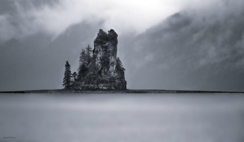 Inner Passage Island