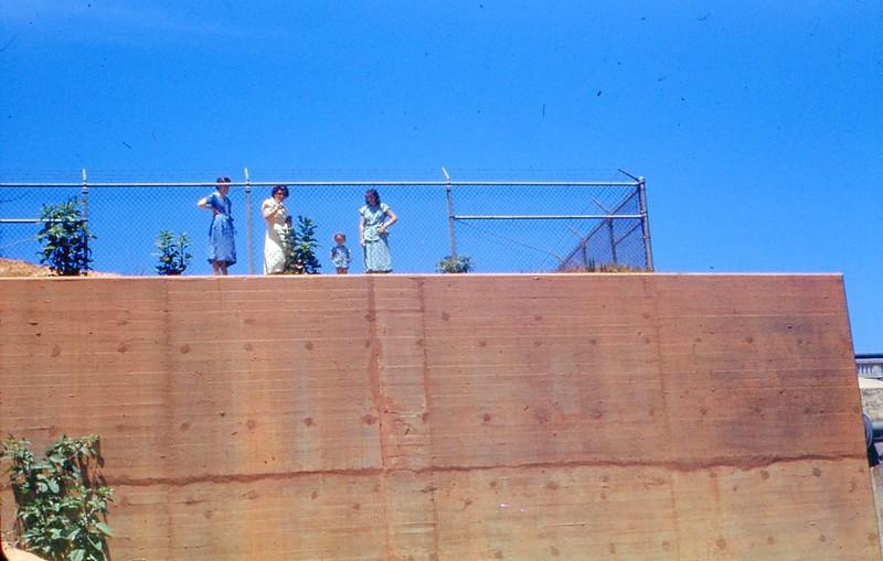 1950 Dam at Lake Murray SC