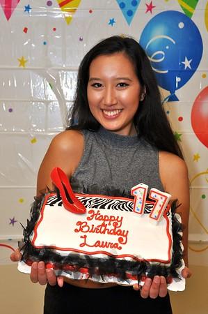 010717 Laura's Birthday Party