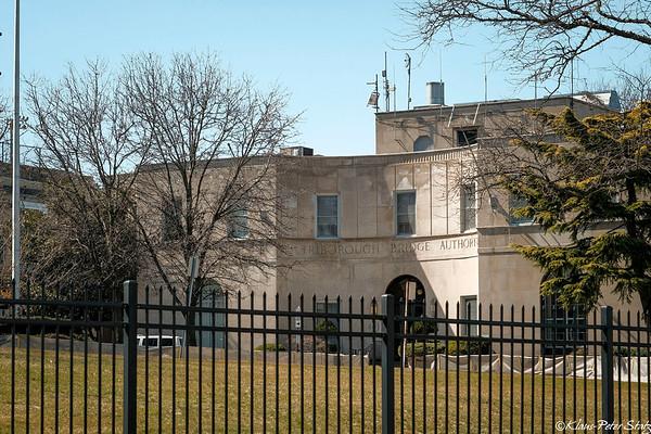 Robert Moses Building, Randalls Island