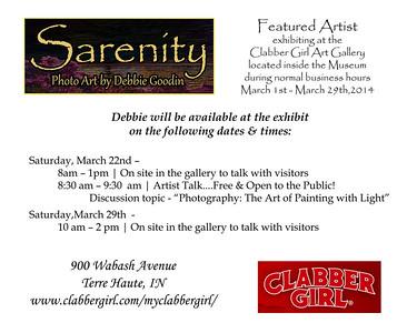 Clabber Girl Museum Art Gallery