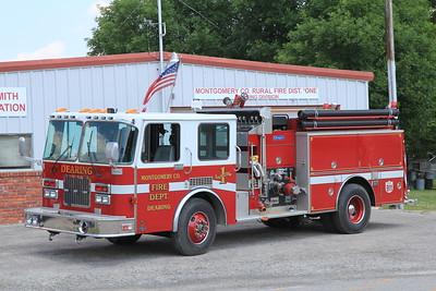 Dearing Fire Department (Dearing, KS)