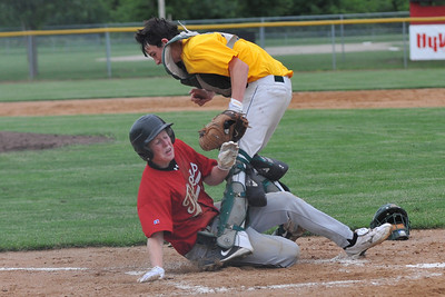 Saydel JV Baseball @ ADM 2010
