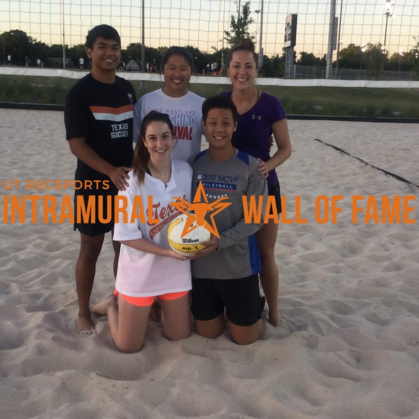 Spring 2017 Sand Volleyball Coed A Runner Up_Beach Please