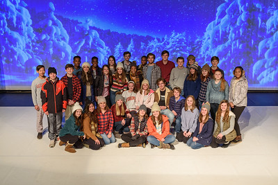 HS Play Cast Photos