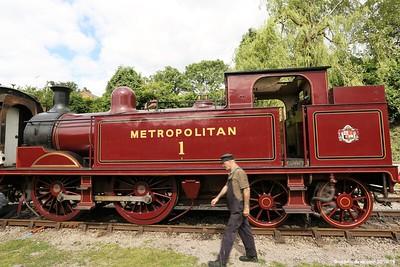 Forest Of Dean Steam Railway - Set 19