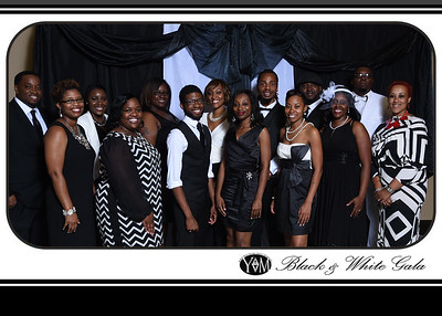 YAM Black and White Gala 2015
