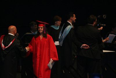 Jessica's High School Graduation June 2009