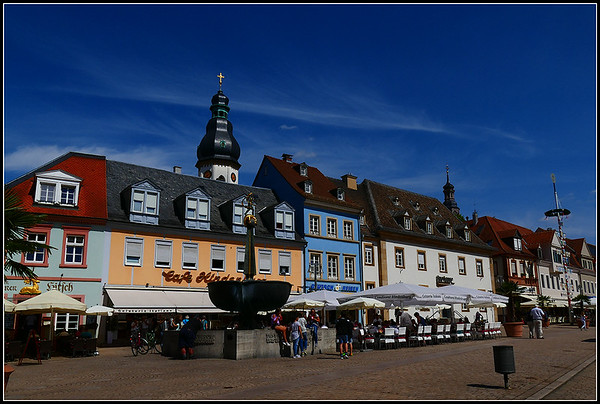 Speyer (Spira): The City