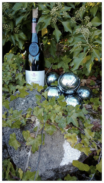 Wine and Petanque