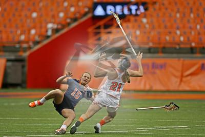 2/23/2015 - NCAA Women's D1 - University of Virginia vs. Syracuse University - Carrier Dome, Syracuse, NY