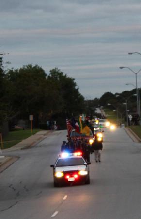 Homecoming Parade and Pep Rally