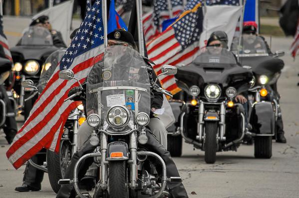 2014 Veterans Day Parade